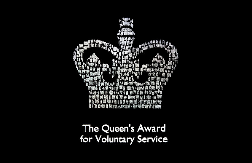 Queens voluntary award
