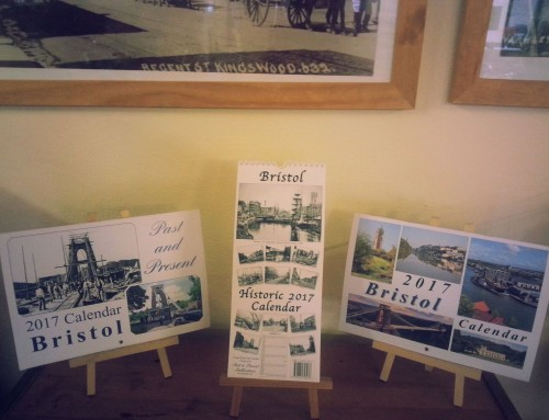 Perfect Christmas presents for those curious about Bristol's past