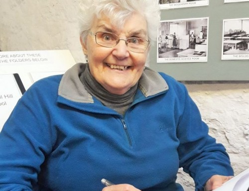Author Doreen Lindegaard marks last Museum open day of 2016 with popular book signing