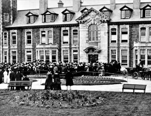 Cossham Hospital is 110!