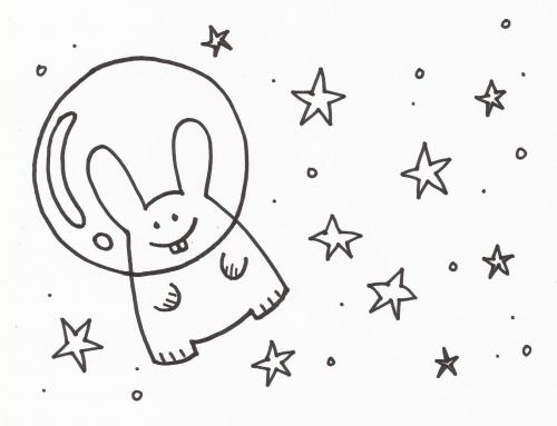 Cosmic Bunnies