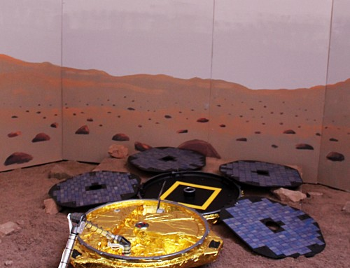 From Kingswood to Mars