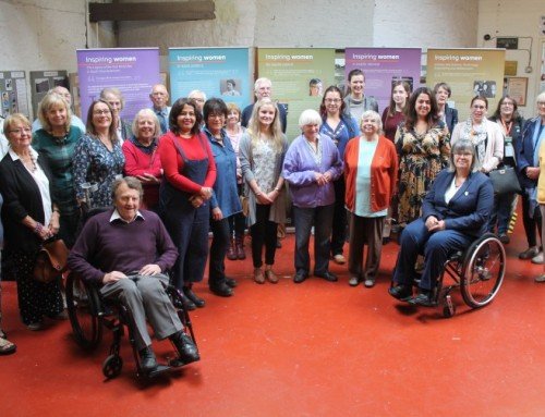 Inspirational women of South Gloucestershire celebrated at exhibition