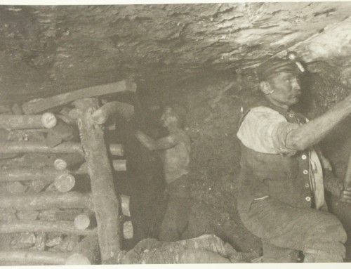 Mining in Kingswood