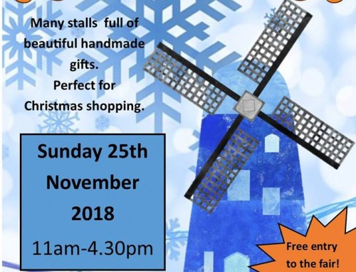 Windmill Winter Craft Fair 2018